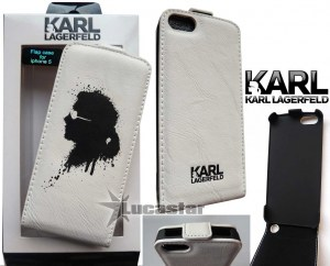 funda-iphone-5-karl-lagerfeld-piel-blanca-gaffiti-1